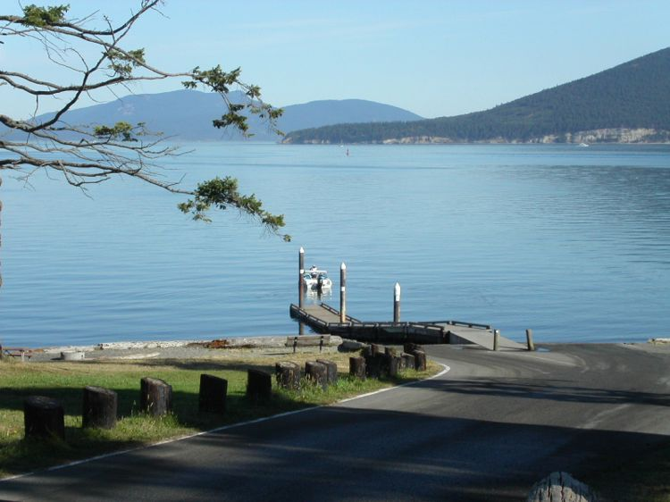 Washington City Park Anacortes Campground Anacortes Washington Washington Park Anacortes