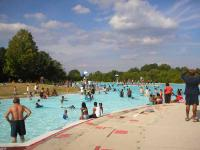 Swimming Pool at Codorus State Park