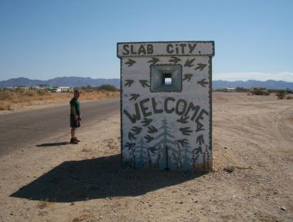 Slab City