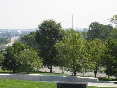 Arlington National Cemetary  (photo by Mark May)