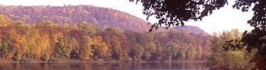 Fall Foliage at the Delaware Water Gap