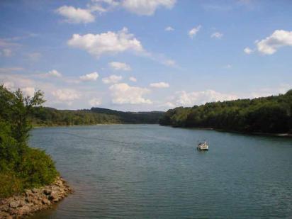Codurus State Park, Lake Marburg