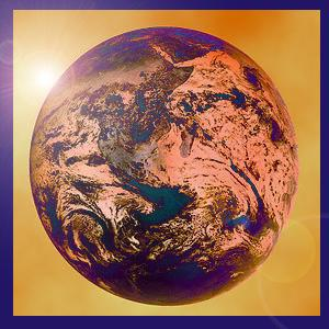 Earth is bombarded by UltraViolet Radiation constantly. Two protection systems..