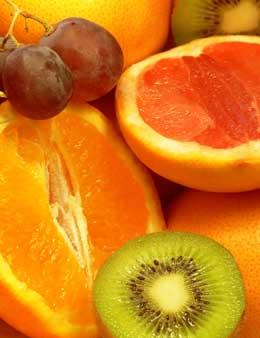 Fruits are an excellent source of fiber, loaded with vitamins, nature's candy!