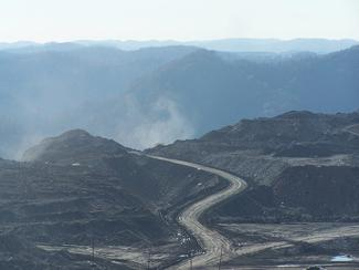 Mountaintop Removal Coal Mining