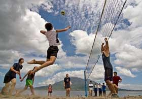 Volleyball Rules! Iso Beach 