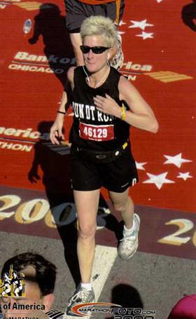 Shelley Brown Runs to Save Former Military Dogs