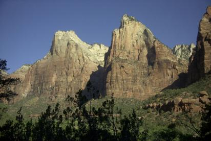 More spectacular views from Zion